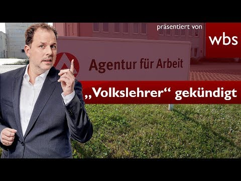 YouTube-Hetzer der Volkslehrer gekündigt   Rechtsanwalt Christian Solmecke