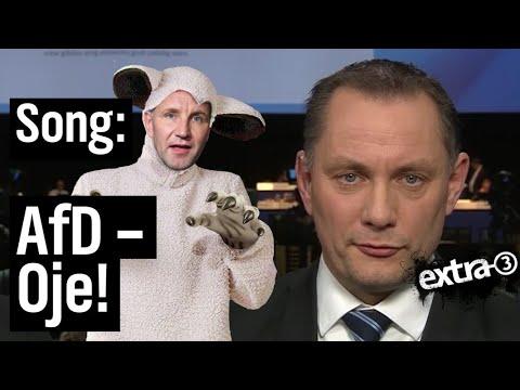 Der AfD-Rechtsruck-Song | extra 3 | NDR