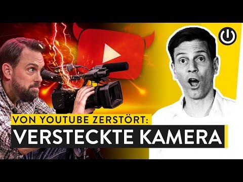 Wie YouTube die versteckte Kamera zerstört   WALULIS