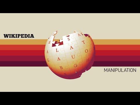 PR - Manipulation auf Wikipedia