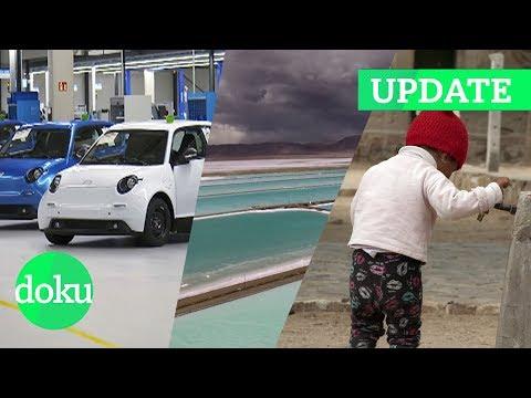 Kann das Elektroauto die Umwelt retten? | UPDATE | WDR DOKU
