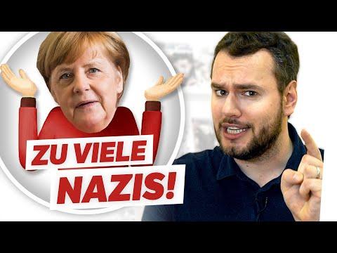 """""""Das ist ein Witz"""" - Merkels Plan gegen Nazis"""