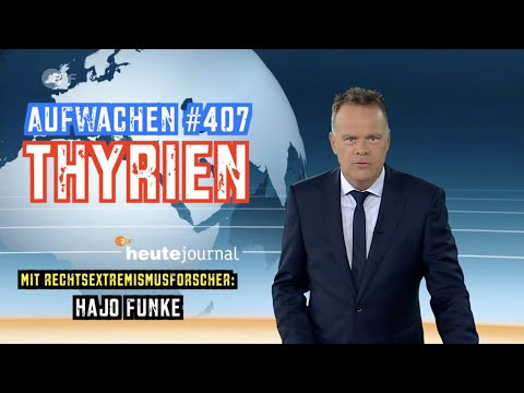 Aufwachen #407: Erdogan in Syrien & Höcke in Thüringen (mit Hajo Funke)