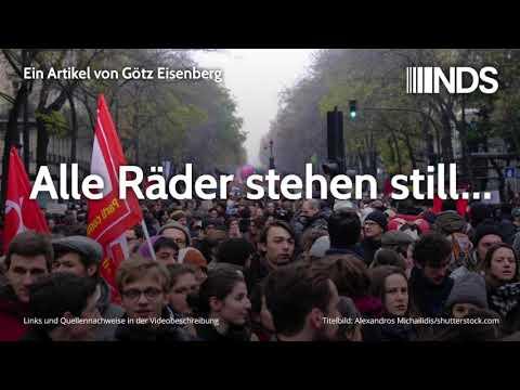 Alle Räder stehen still… | Marco Wenzel | NachDenkSeiten-Podcast | 09.12.2019