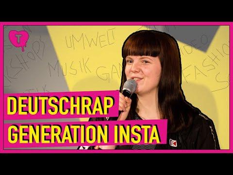 Deutschrap der Generation Insta - Annika Schwarze | TINCON Hamburg 2019