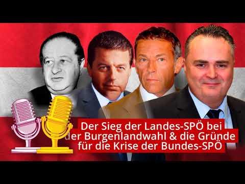Nachbetrachtung der Burgenlandwahl 2020 & Zustand der Sozialdemokratie in Österreich