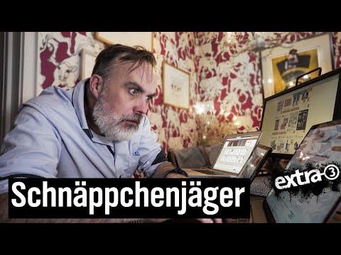 extra 3 Familie: Schnäppchenjäger | extra 3 | NDR
