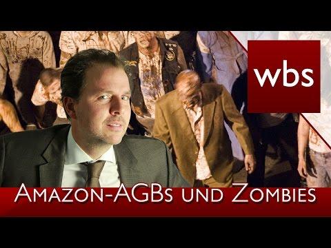 Amazon AGB bei Zombie-Apokalypse   Rechtsanwalt Christian Solmecke