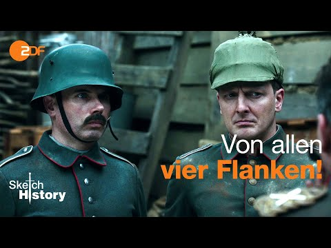 Wo bitte geht es nach Verdun?   Sketch History