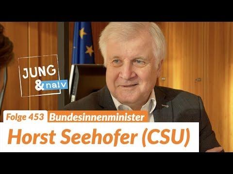 Horst Seehofer (CSU) - Jung & Naiv: Folge 453