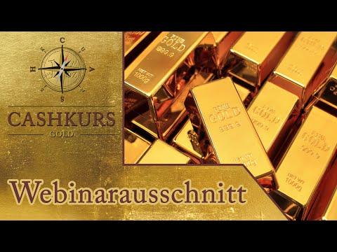 Gold, Lithium, Uran & Co.: Spannendes vom Rohstoffmarkt im Webinar von Cashkurs*Gold