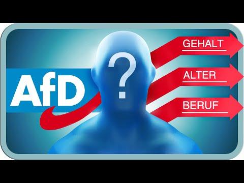 Wer wählt die AfD?