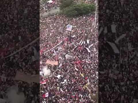 #Chile : Massenproteste in Santiago - Freitag 29.11.2019