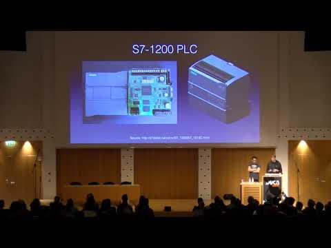 36C3 - A Deep Dive Into Unconstrained Code Execution on Siemens S7 PLCs - deutsche Übersetzung