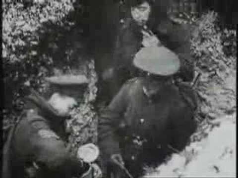 World War One - Footage