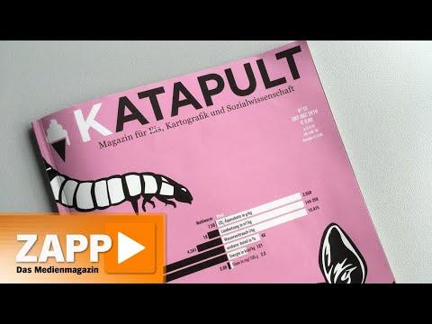 """""""Katapult"""": Infografiken, die einschlagen   ZAPP   NDR"""
