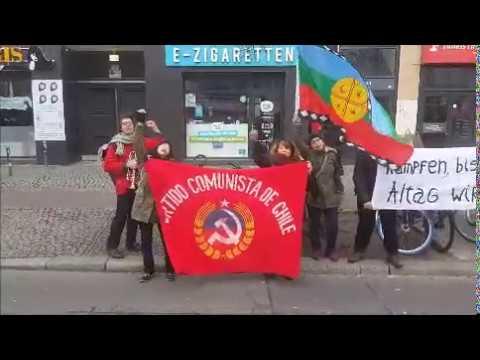 Internationale Solidarität: Eindrücke Luxemburg-Liebknecht Demo Berlin 2020