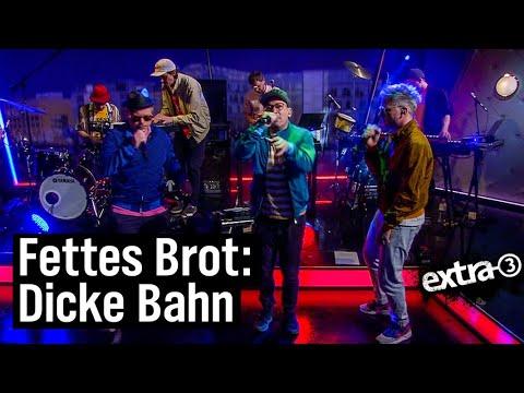 Extra 3 Night Live: Fettes Brot - Bahn fährt nie nach Plan   extra 3   NDR
