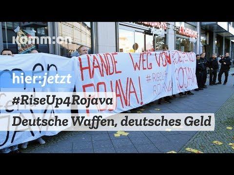 deutsche Waffen, deutsches Geld...