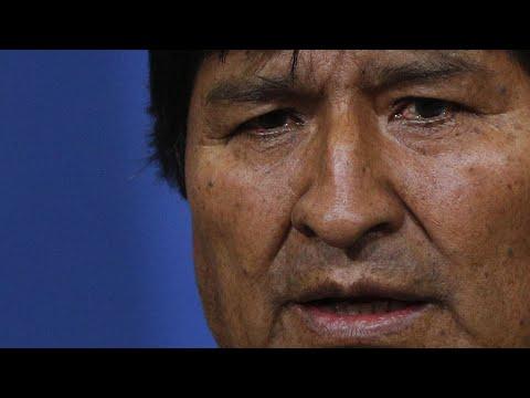 """Evo Morales renuncia como presidente: """"Dejamos Bolivia con soberanía e independencia de Estado"""""""