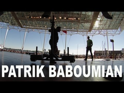 Vegan Patrik Baboumian Breaks World Record for Most Weight Ever Carried