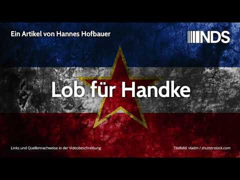 Lob für Handke   Hannes Hofbauer   NachDenkSeiten-Podcast   11.11.2019