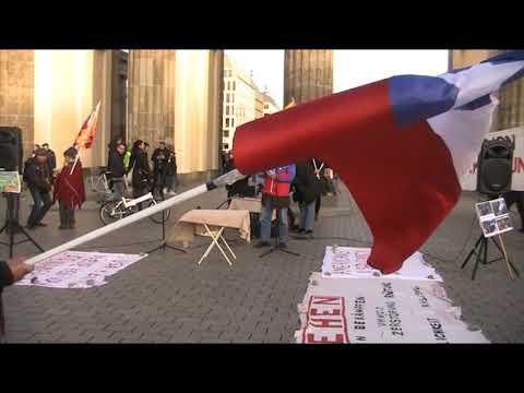 Hände weg von unserem Latein-Amerika / Gerhard Mertschenk #Berlin Sa 8.1.2020 #HaendeWegVonVenezuela