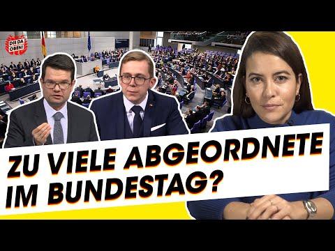 Der Bundestag: zu teuer, zu voll? Das muss sich ändern!