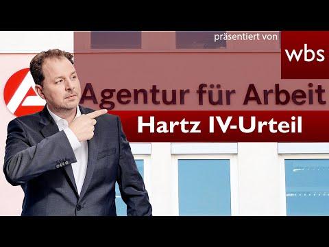 Hartz IV vs. Menschenwürde - Sanktionen verfassungswidrig? | Rechtsanwalt Christian Solmecke