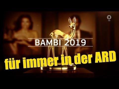 Bambi – für immer in der ARD   Übermedien.de