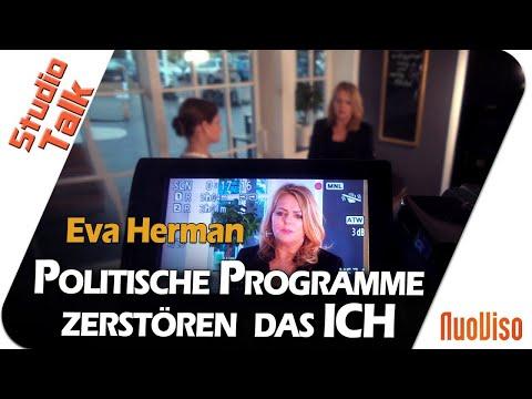 Politische Programme zerstören das ICH - Eva Herman im NuoViso Talk