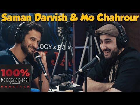 100% Realtalk Podcast #77 | Saman & Mo | Staiger Podcast | Onkel-B Vs Bogy | Gutmenschen | Rassismus