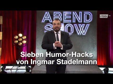 Was tun, wenn's einfach nicht lustig ist? | Übermedien.de