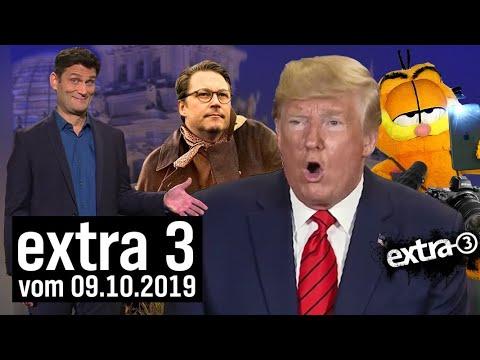 Extra 3 vom 09.10.2019 | extra 3 | NDR