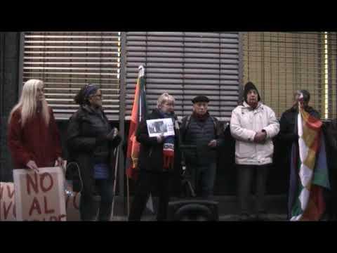 NO al Golpe en Bolivia! Erklärung: Orlando CP Chile, Berlin #EvoEsPueblo #EvoEsPresidente 13.11.
