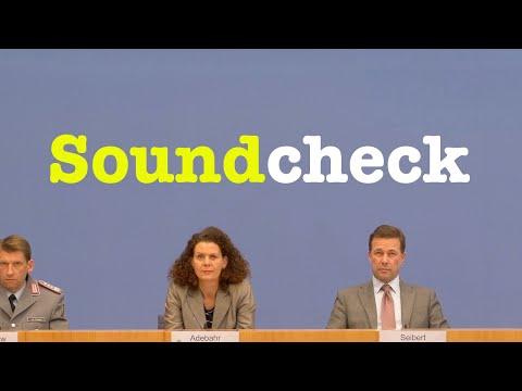 22. Januar 2020 - Bundespressekonferenz | RegPK