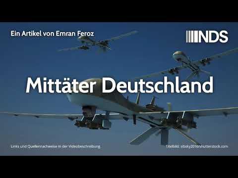 Mittäter Deutschland | Emran Feroz | NachDenkSeiten-Podcast | 10.01.2020