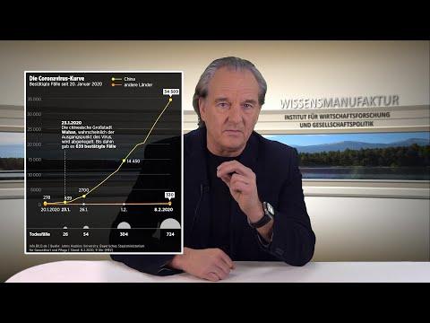 Andreas Popp zum Coronavirus I: Manipulierte Zahlen mit dramatischen Auswirkungen?