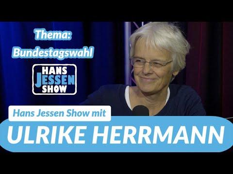 HANS JESSEN SHOW #24 mit Ulrike Herrmann (taz) | Deine Politiksprechstunde | 14. September 2021