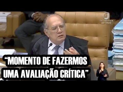 Gilmar Mendes chama Lava Jato de 'organização criminosa de Curitiba' e cita o Intercept no STF