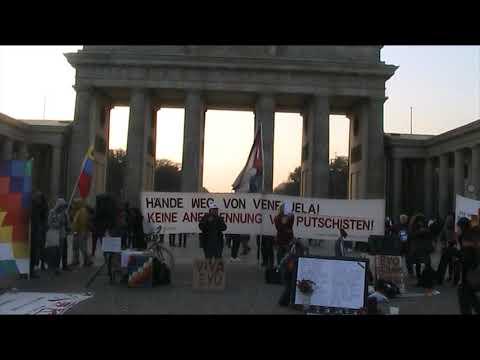 #Berlin Noviembre 23 / Solidaridad con América Latina / Mauro, CP Peru
