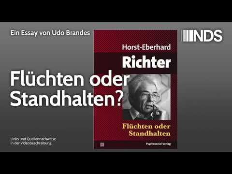 Flüchten oder Standhalten?   Udo Brandes   NachDenkSeiten-Podcast   09.01.2020