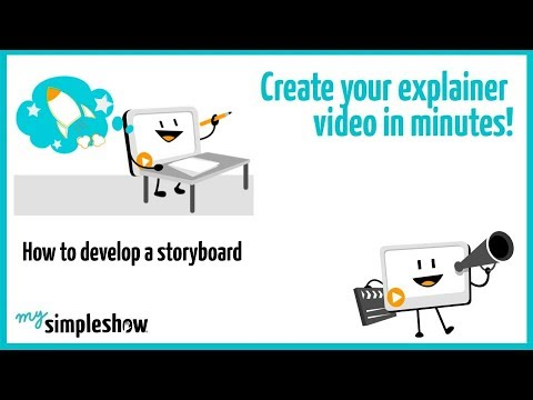 How to develop a storyboard