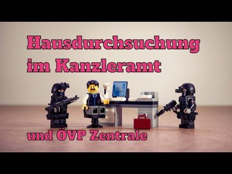 Hausdurchsuchungen bei ÖVP