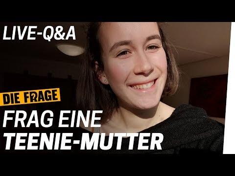 LIVE Q&A: Frag eine Teenie-Mutter   Bin ich bereit für ein Kind? Folge 5