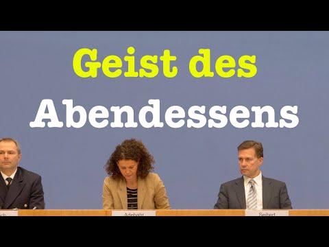 25. November 2019 - Bundespressekonferenz   RegPK