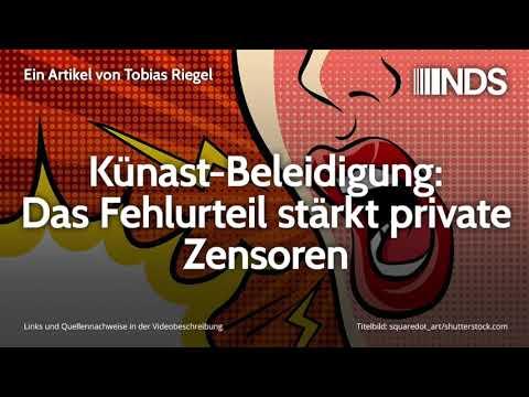 Künast-Beleidigung: Das Fehlurteil stärkt private Zensoren   Tobias Riegel   24.09.2019