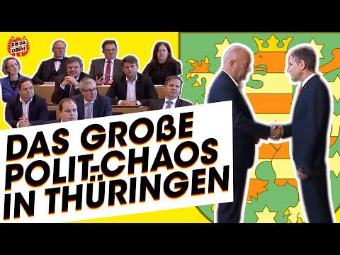 """Das """"House of Cards"""" von Thüringen ERKLÄRT"""