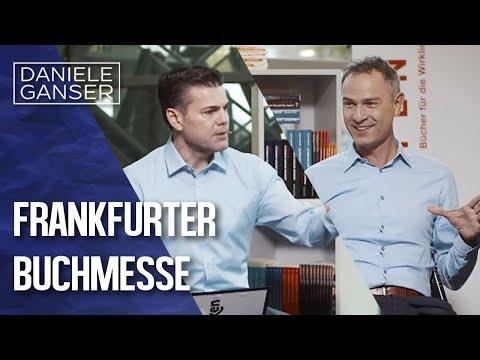 Dr. Daniele Ganser im Gespräch: Frankfurter Buchmesse (Buchkomplizen 17. Oktober 2019)