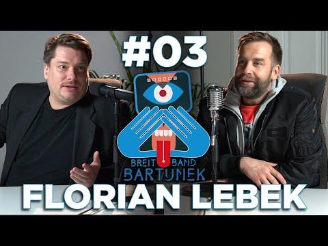 Breitband Bartunek #3 & Florian Lebek - Schauspieler